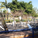 Academia ao ar livreParque Villa Lobos